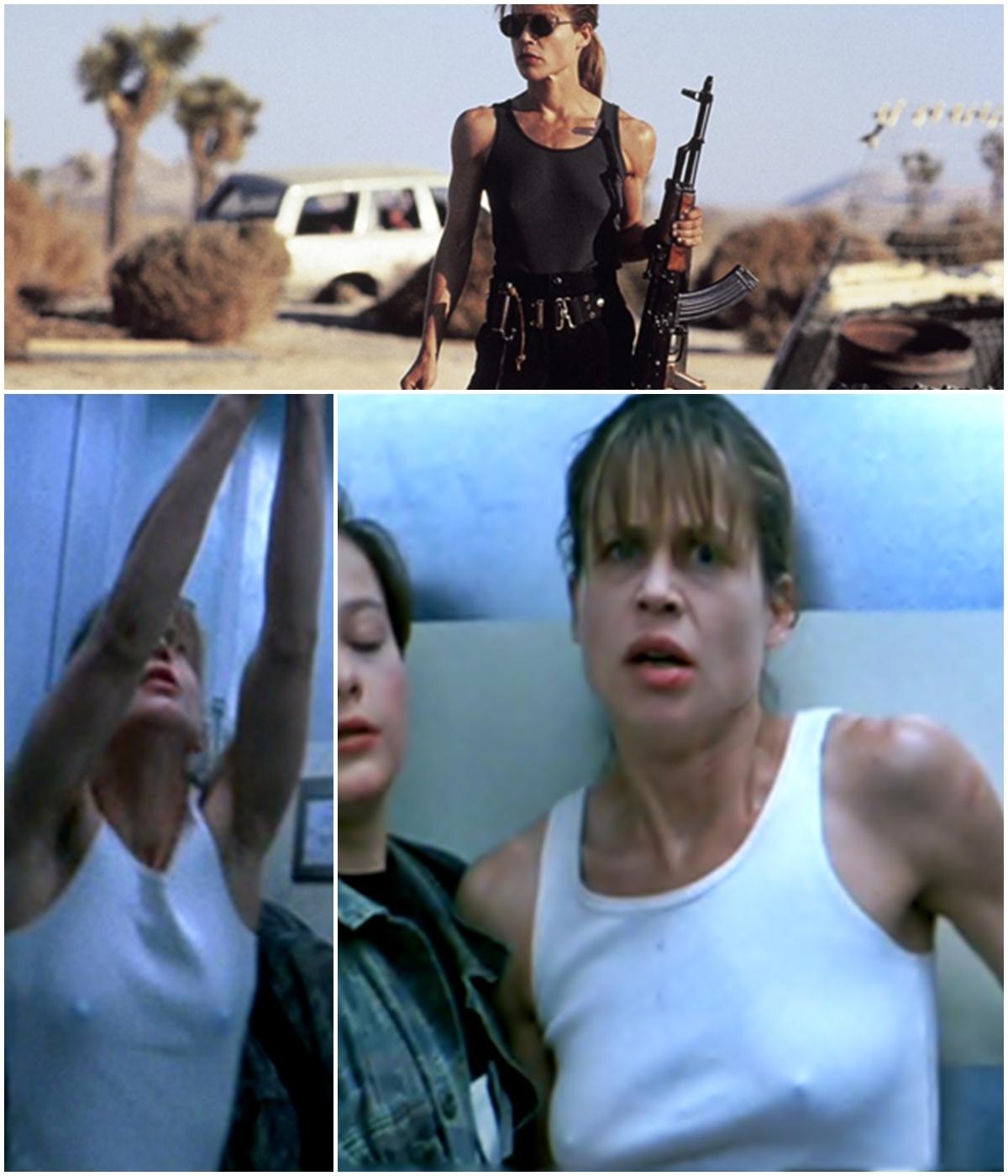 """Celebrity Nude Century: Women Of """"The Terminator"""" (Films 1 ..."""