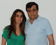 Miguel y Elena Flores