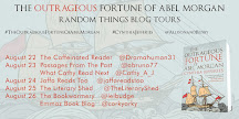 The Outrageous Fortune of Abel Morgan Blog Tour