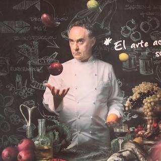 Urbina vinos blog la cocina o gastronom a molecular for Quien invento la cocina molecular