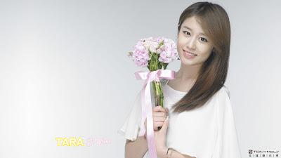 Wallpaper Jiyeon T-ara