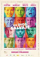 Cartel de la película Un Dios salvaje