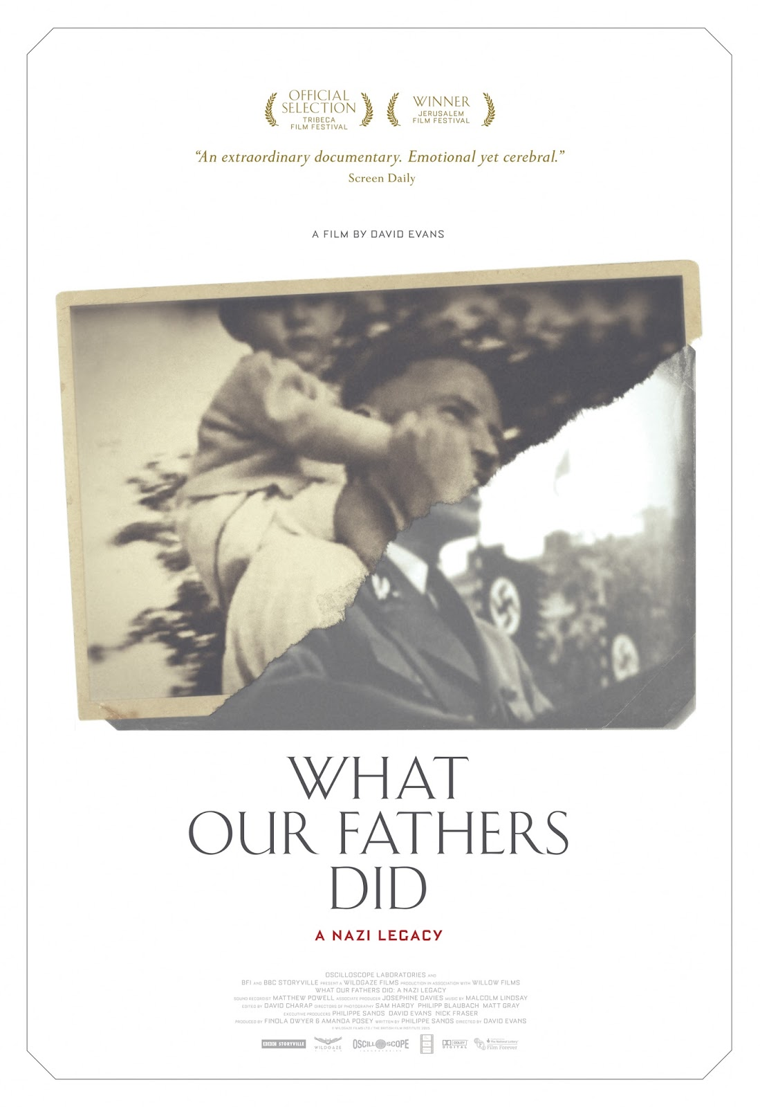 What Our Fathers Did: A Nazi Legacy (2015)