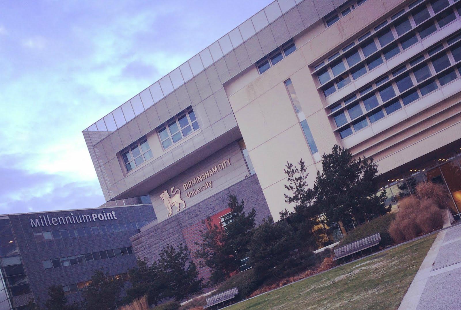 PR at BCU