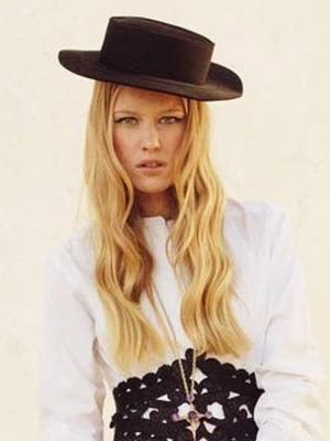 peinados accesorios sombreros
