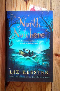 North of Nowhere by Liz Kessler, nominated for the CILIP Carnegie Medal 2014