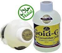 jelly gamat goldg untuk kolesterol