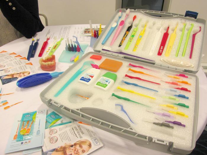 Beauty Press Blogger Event - TePe Zahnpflege Produkte