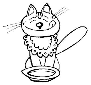 De Gatinhos Para Pintar Gatinhos Para Pintar Gatos Para Pintar Gatos