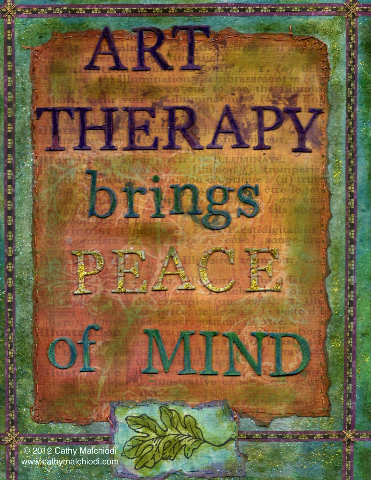 Art Therapy Anyone Control Symptoms With Creativity