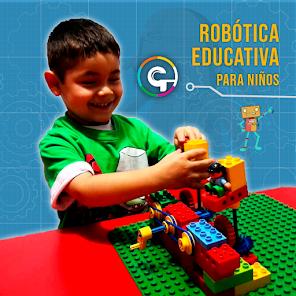 Curso de Robótica para Niños 2018