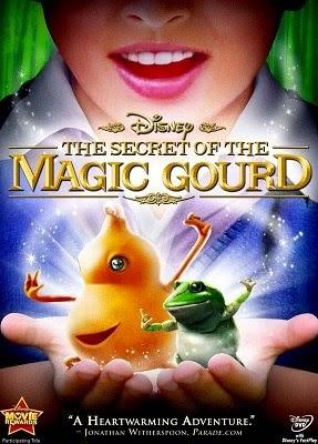 Movie the secret of the magic gourd book