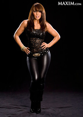 WWE Diva Layla El