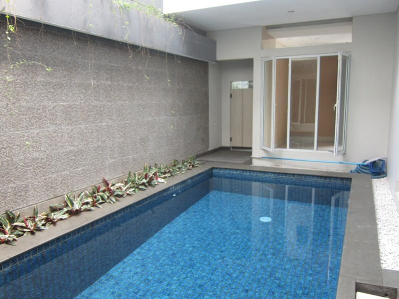 ukuran standar kolam renang rumah