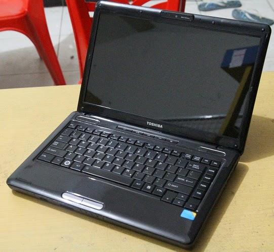 Harga Laptop Toshiba Seken Harga Laptop Toshiba L510