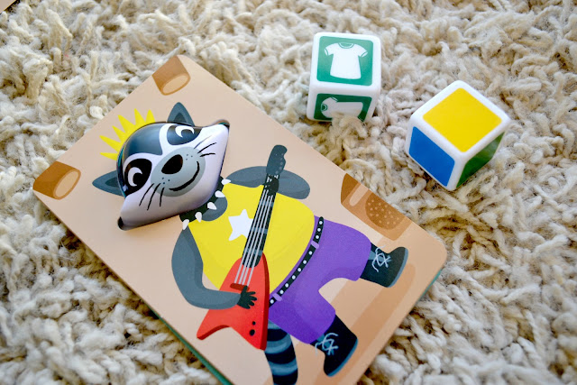 Raccoon Rumpus, Preschool Game, Raccoon Rumpus review, Educational insights game, Awesome Toys, games for preschoolers