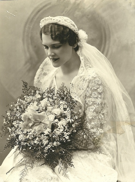Our Grandmother's Wedding Dresses Were Gorgeous