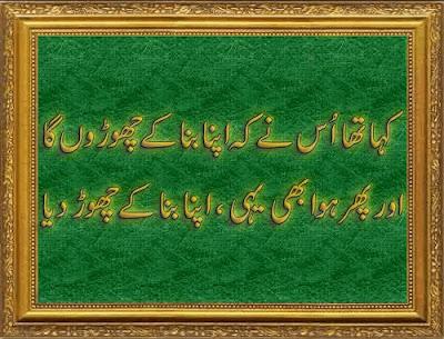 Funny Sms In Urdu. Haal dil se kati Free urdu
