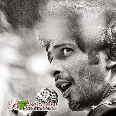 Singer Shayan Chowdhury Arnob