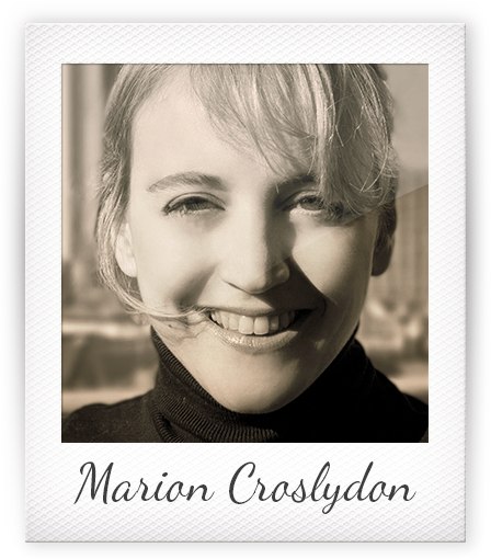 Author Photo: Marion Croslydon