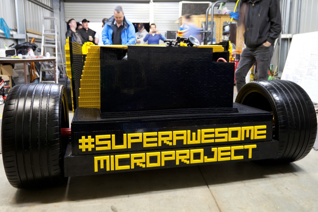 super awesome micro project