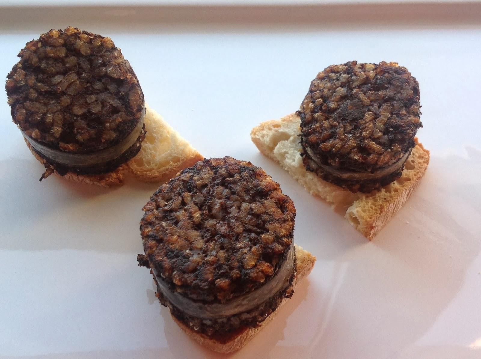 Como Cocinar Morcilla De Burgos | Pincho De Morcilla De Burgos Mama Gloria Recetas De Cocina