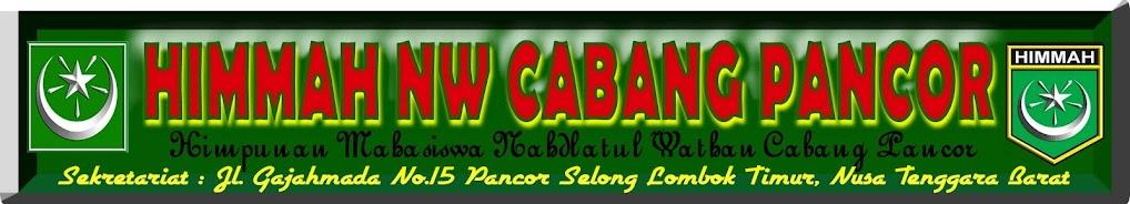 HIMMAH NW CABANG PANCOR