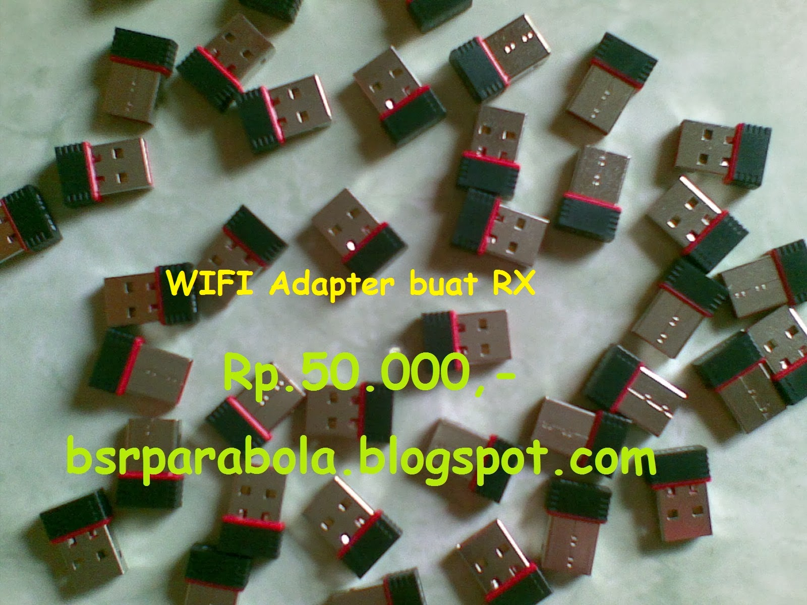Wifi Adapter buat RX