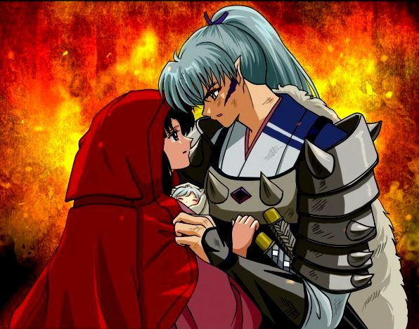 Inuyasha: Goshinki - Gallery