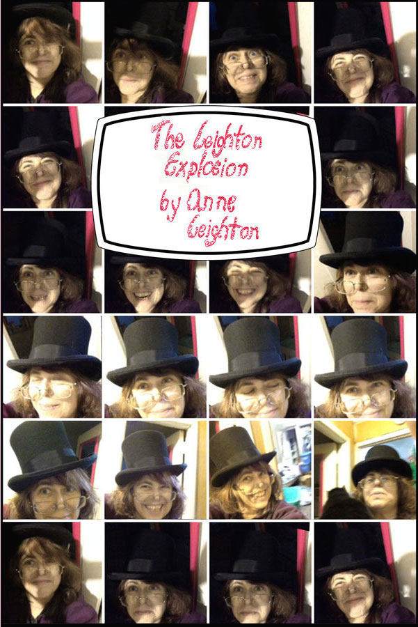 Click The Leighton Explosion book to order it and other creative treats by Anne at her store.