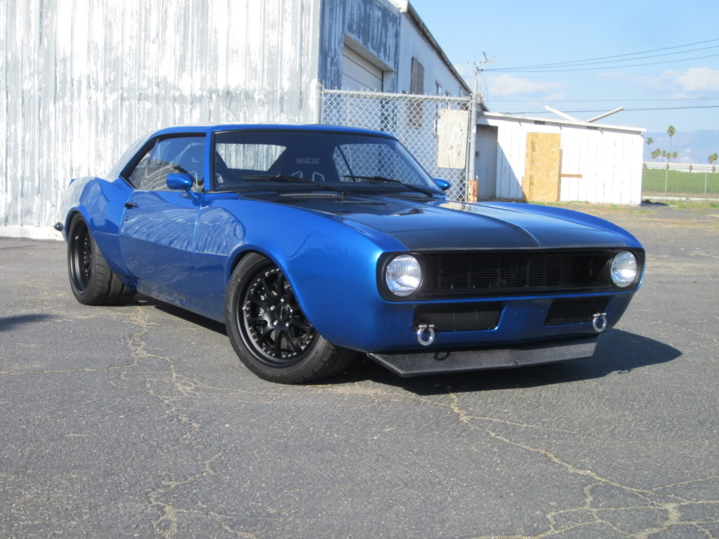 Fast Is Fast Pro Touring