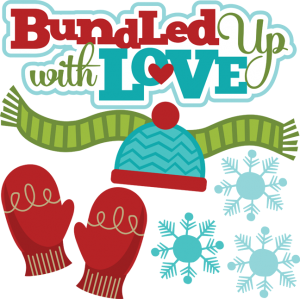 Bundled Up With Love by Miss Kate Cuttables