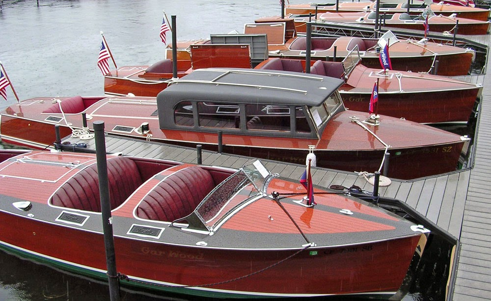 Obexer's will host Wooden Boat Show