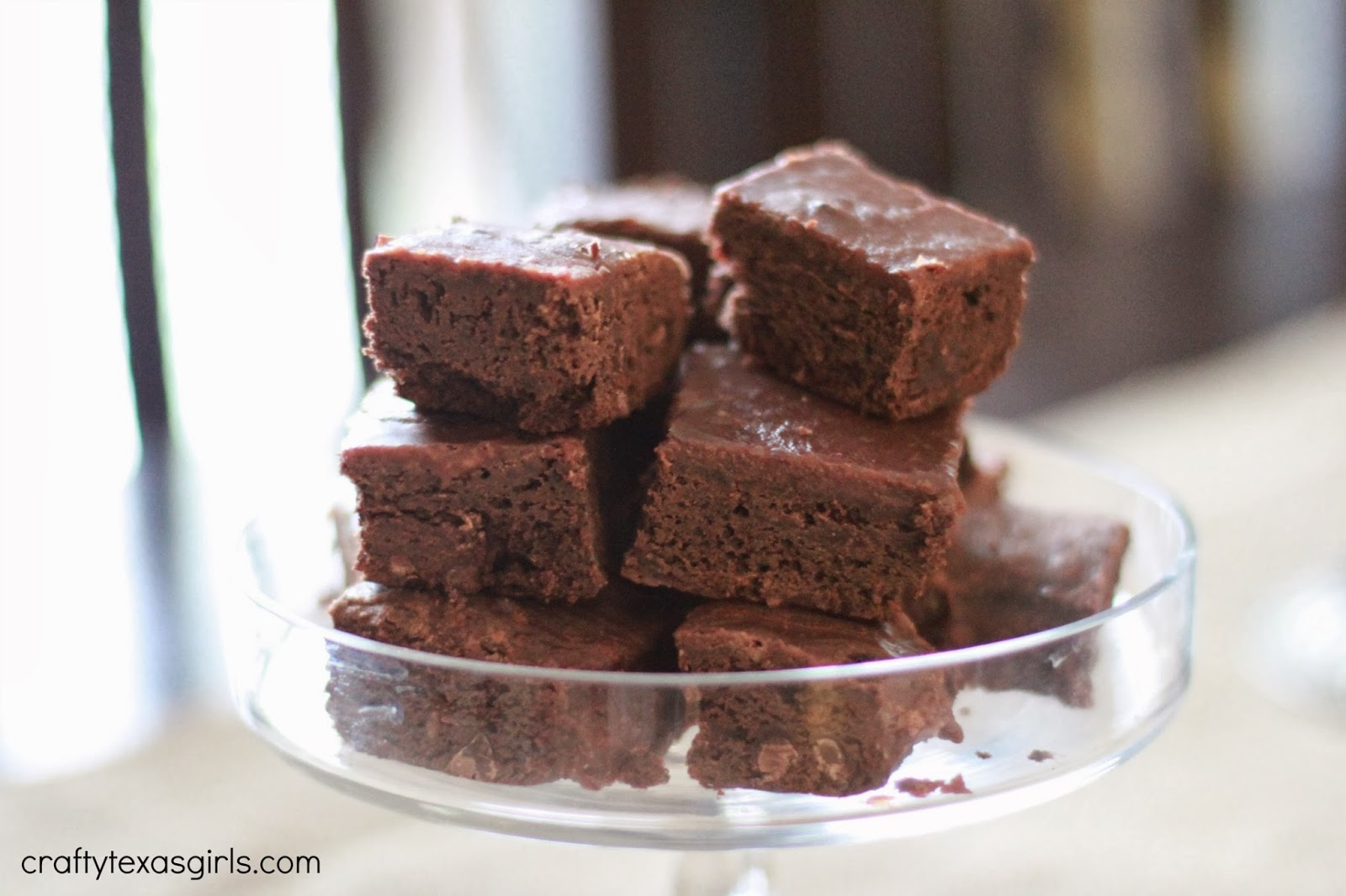 Crafty Texas Girls: The Best Brownies We Ever Made
