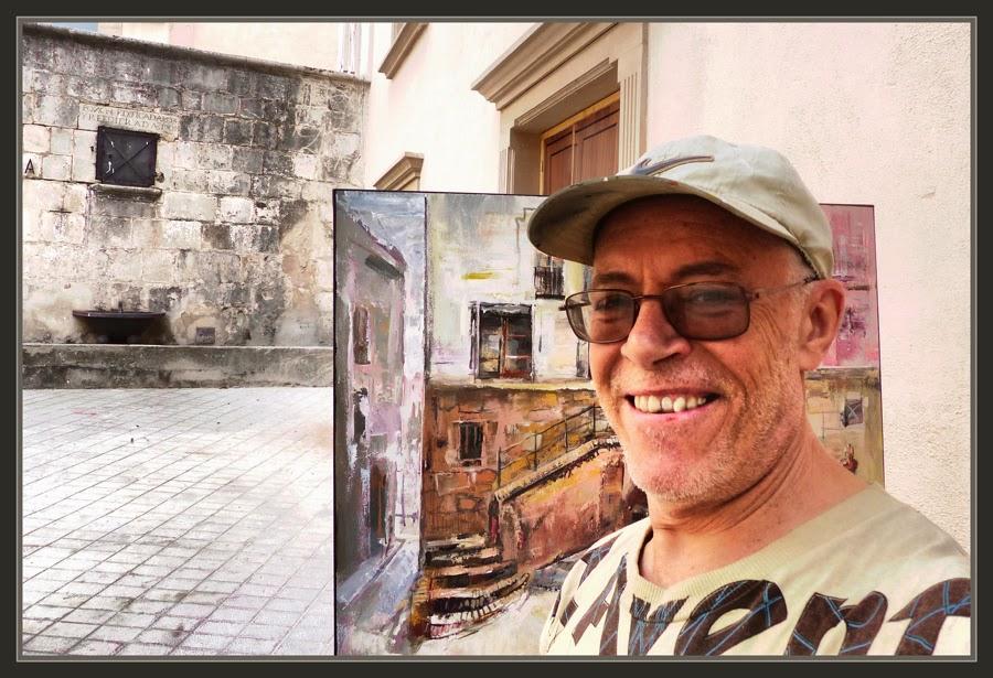 MOIA-PINTURA-PAISATGES-MOIANES-FONT DE LA CRESPIERA-FOTOS-ARTISTA-PINTOR-ERNEST DESCALS-