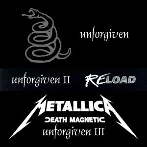The Unforgiven 1 2 3 | Metallica