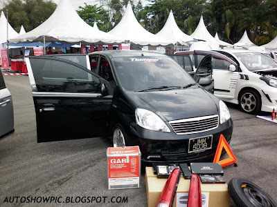 Modified Viva VIP bodykit
