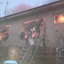 Photos: Fire incident at Coker Village, Orile