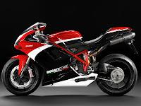 2012 Ducati 848 EVO Corse SE Gambar Motor 1