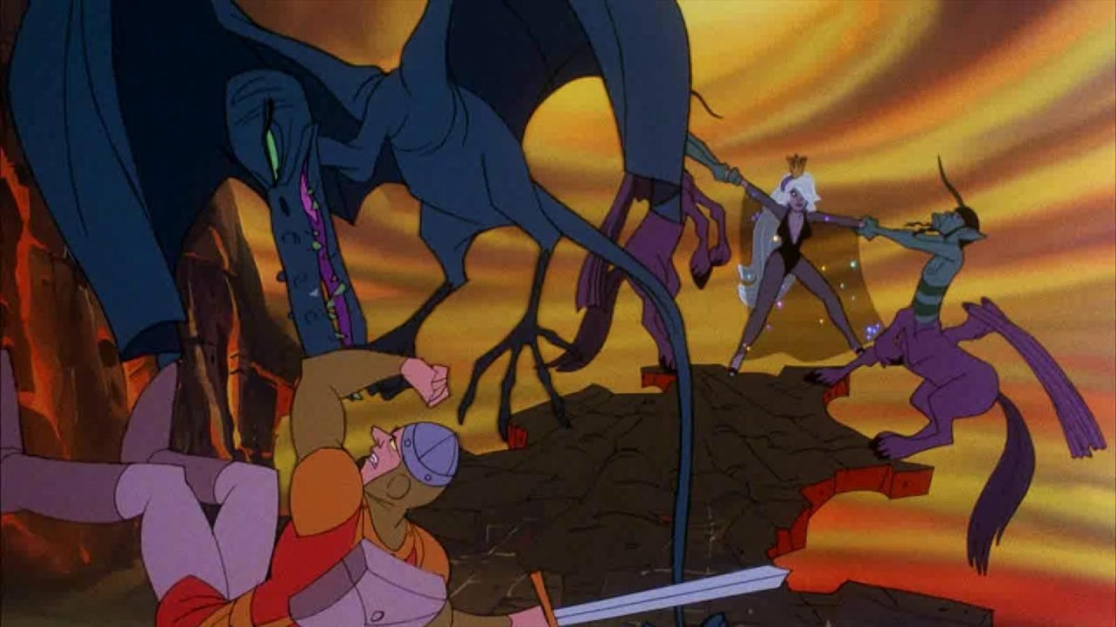 Dragons Lair II Time Warp Game PC Download