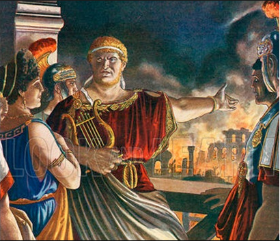 Did Nero Really Fiddle While Rome Burned? | Ancient Origins