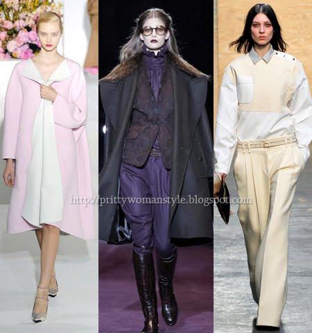 гигантска мода широки дрехи