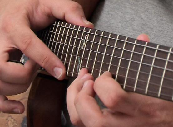 cara menguasai teknik gitar