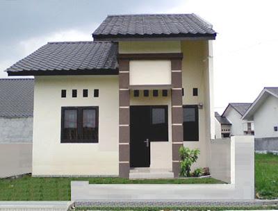 rumah minimalis type 45 on Rumah Minimalis, Type 45, Taman Harapan Permai - Rumah Minimalis ...