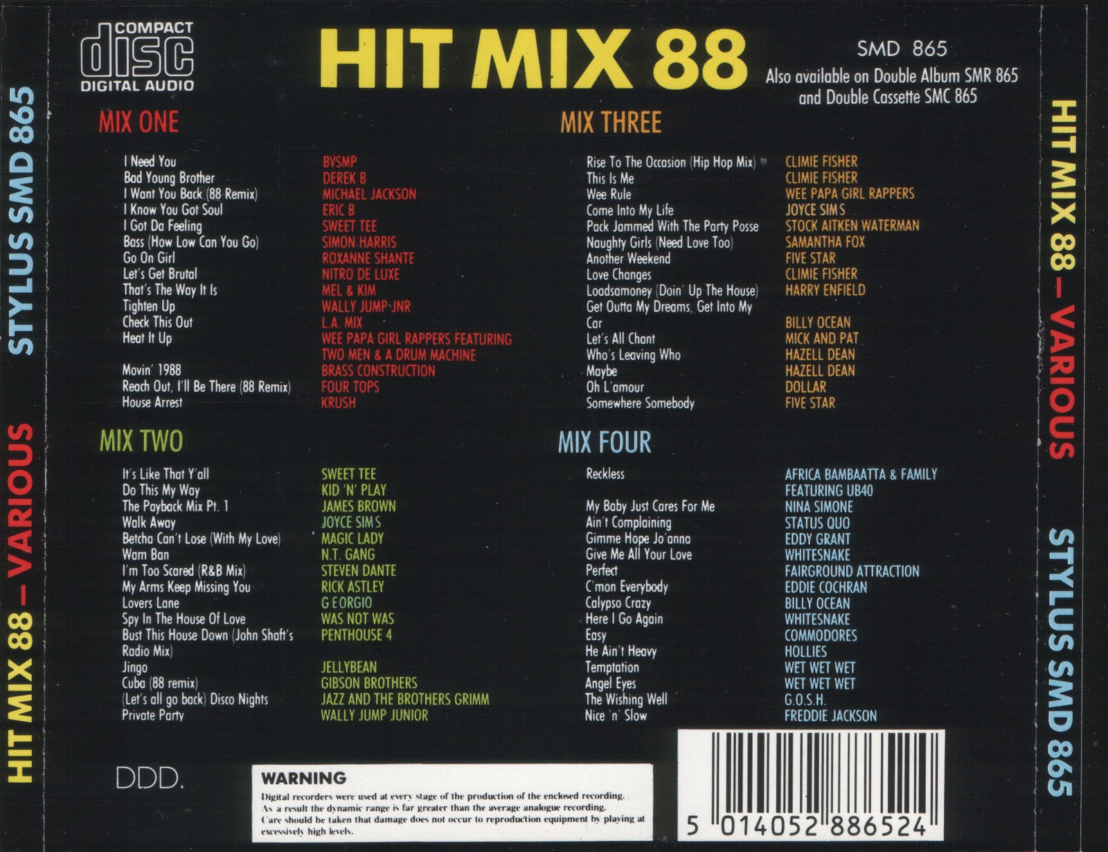Retro disco hi nrg hit mix 39 88 2cd set x60 original for 80s house music hits
