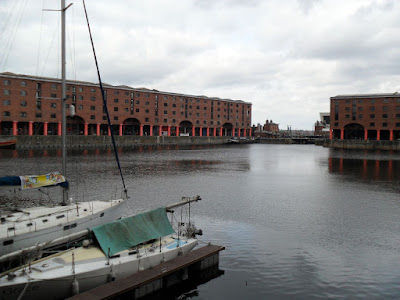 The Albert Docks, Liverpool