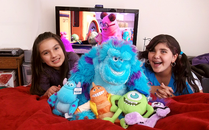 Monsters U Toys