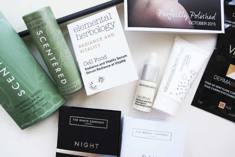 You Beauty Discovery Box October 2015 review