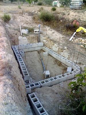 El maestro de obras xavier valderas construir los cimientos for Como levantar una casa