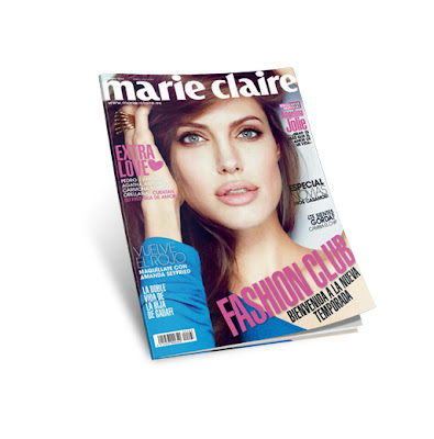 Marie Claire Spain - February 2012